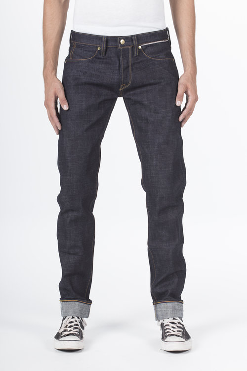 BDD-006 heavy slub 16 oz. RHT BENZAK DENIM DEVELOPERS
